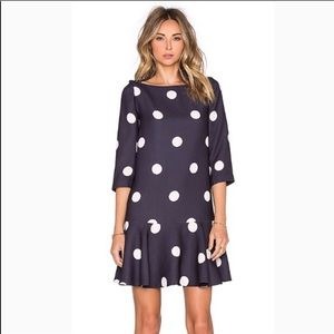 KATE SPADE Spotlight Flounce Dress